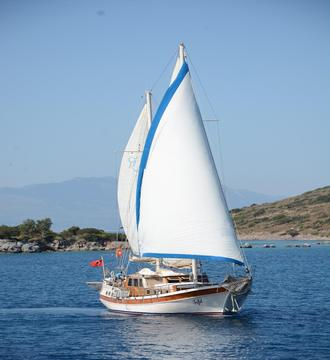 sailboat Traditional Gulet Picture 1